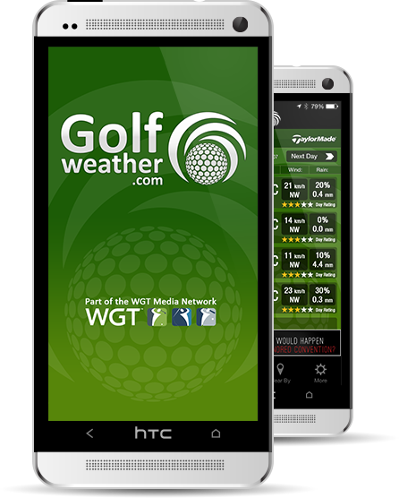 Download the Golf Weather iPhone App