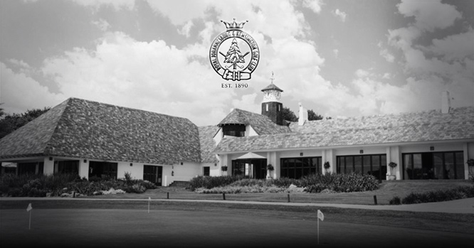 Royal Johannesburg & Kensington Golf Club club house
