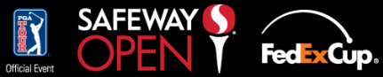 Safeway Open 2018 promotional logo