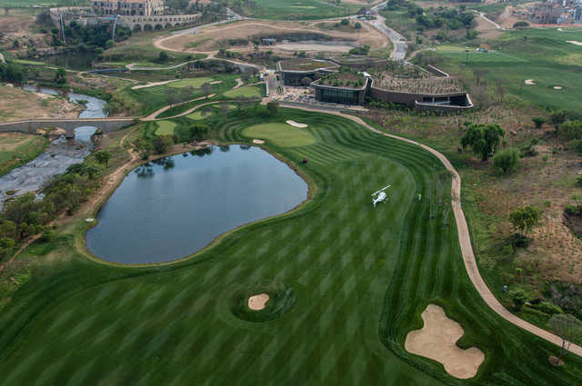Steyn City Golf Course's 18th-hole.jpg