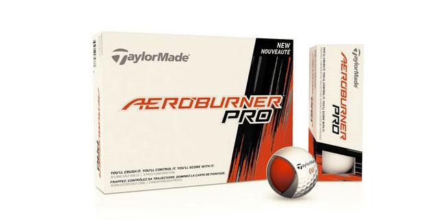 AeroBurner Pro Golf Ball