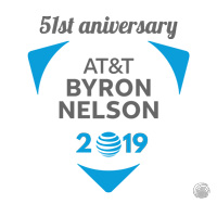 2019 AT&T Byron Nelson logo
