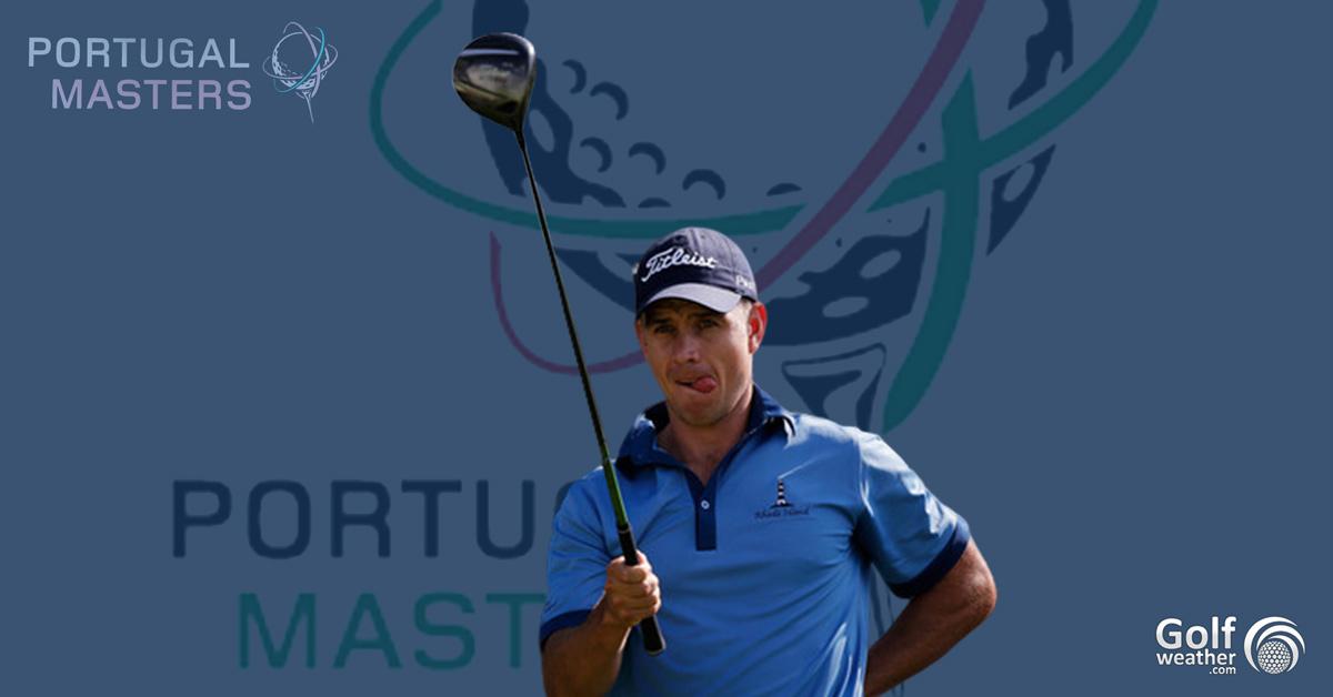 Louis de Jager - Dom Pedro Victoria Golf Course - Portugal Masters