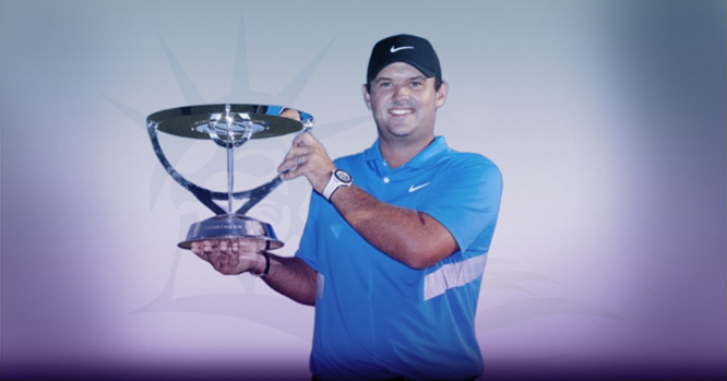 Patrick Reed Brakes Title Drought | wins first FedExCup playoff event at Liberty National