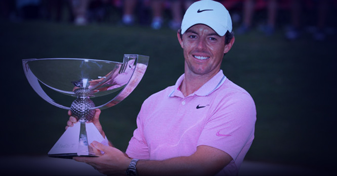 Rory McIlroy wins 2019 FedExCup