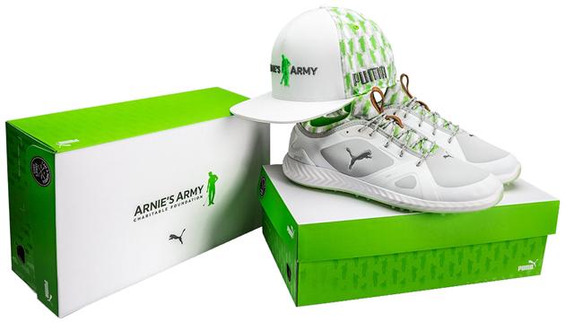 Arnie's Army Puma Snapback
