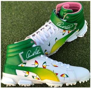 Design Details of Rickie Fowler's Custom IGNITE shoe